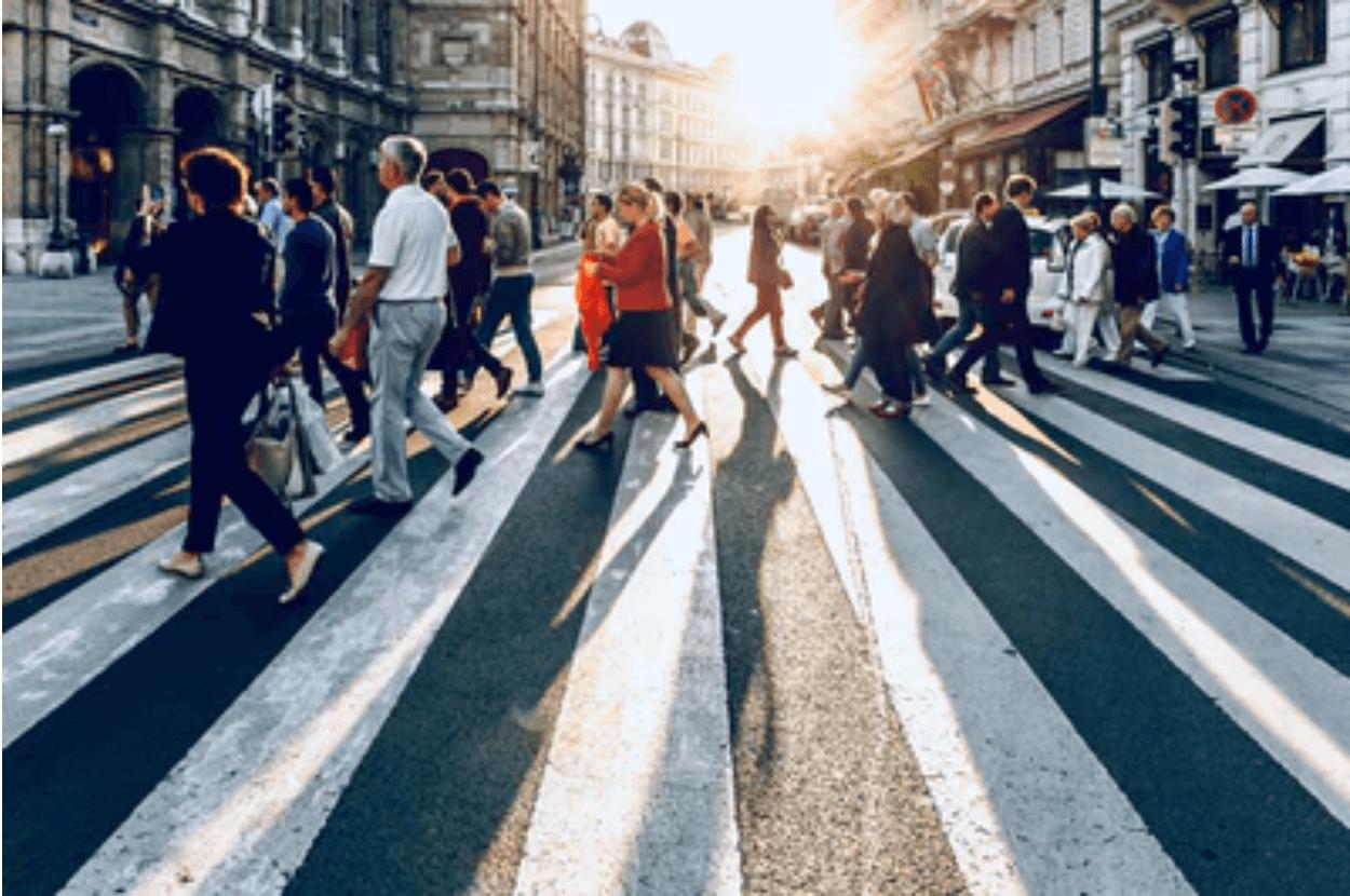 Pedestrians 1