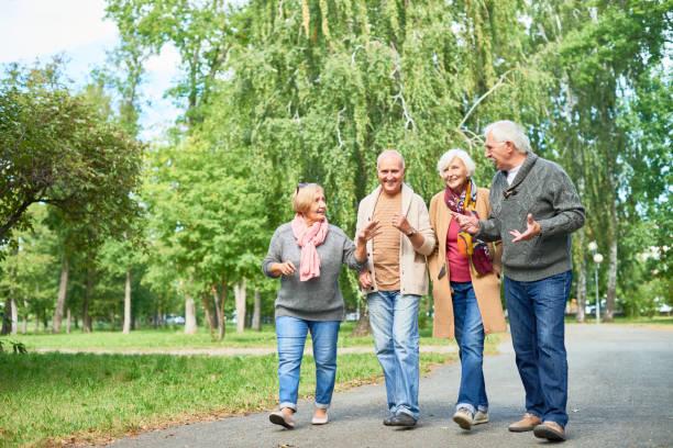 aging parents social activities