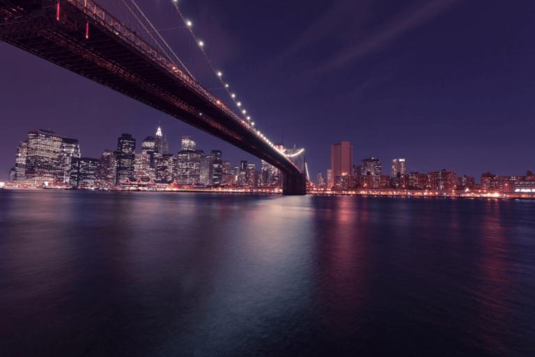 bridge river city