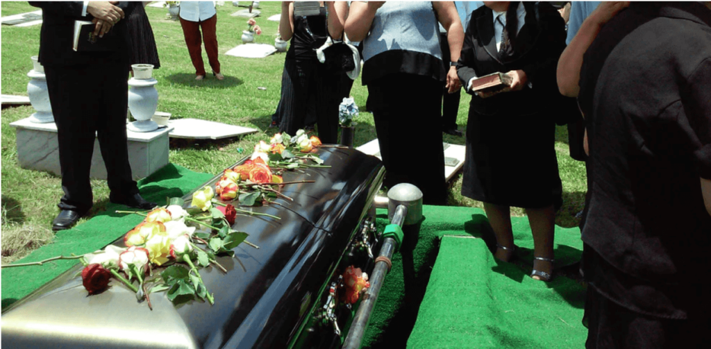 burial ceremony