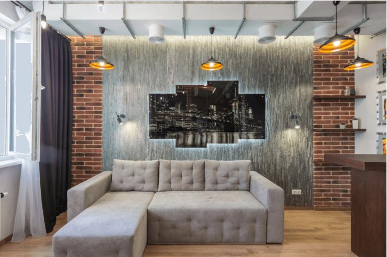 modern design living room