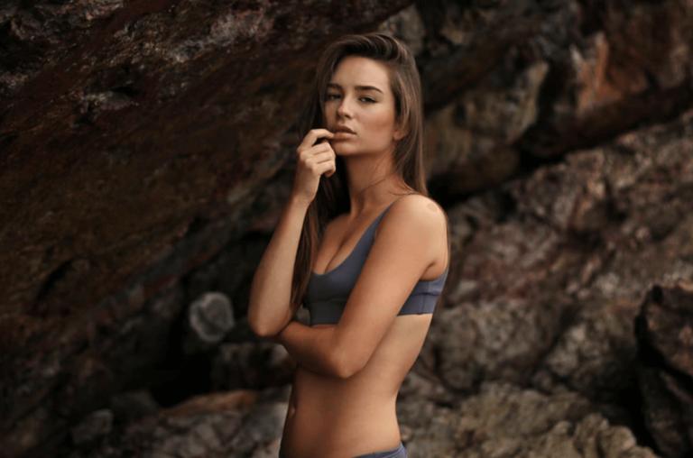 woman model