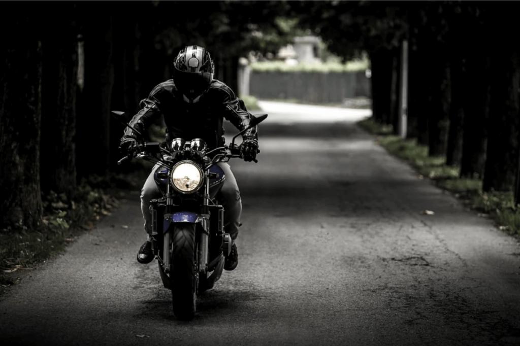 biker motorcycle