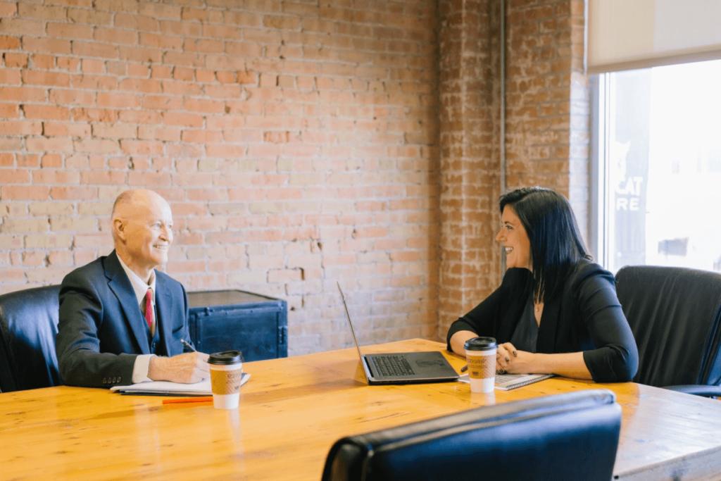 client discussion