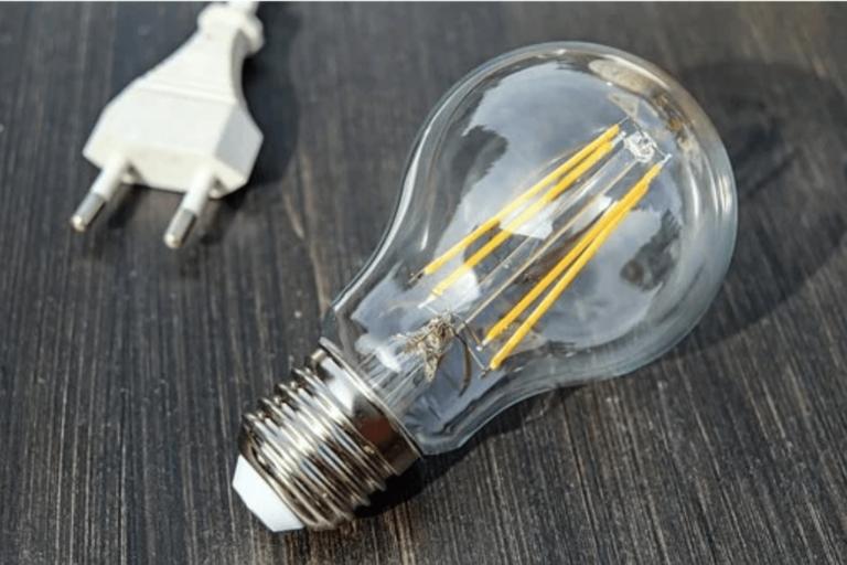 energy light bulb