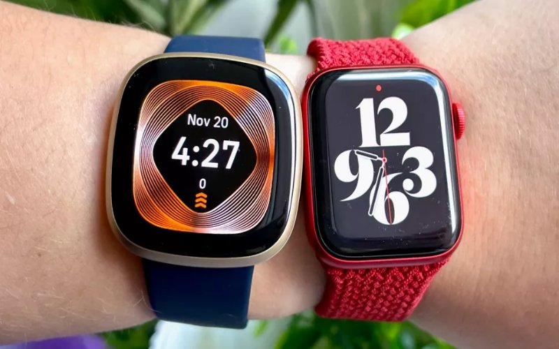 screen touch watches